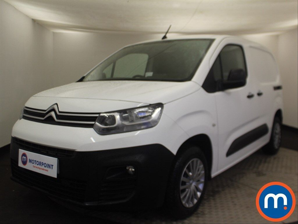 Citroen Berlingo 1.5 BlueHDi 650Kg Enterprise 75ps