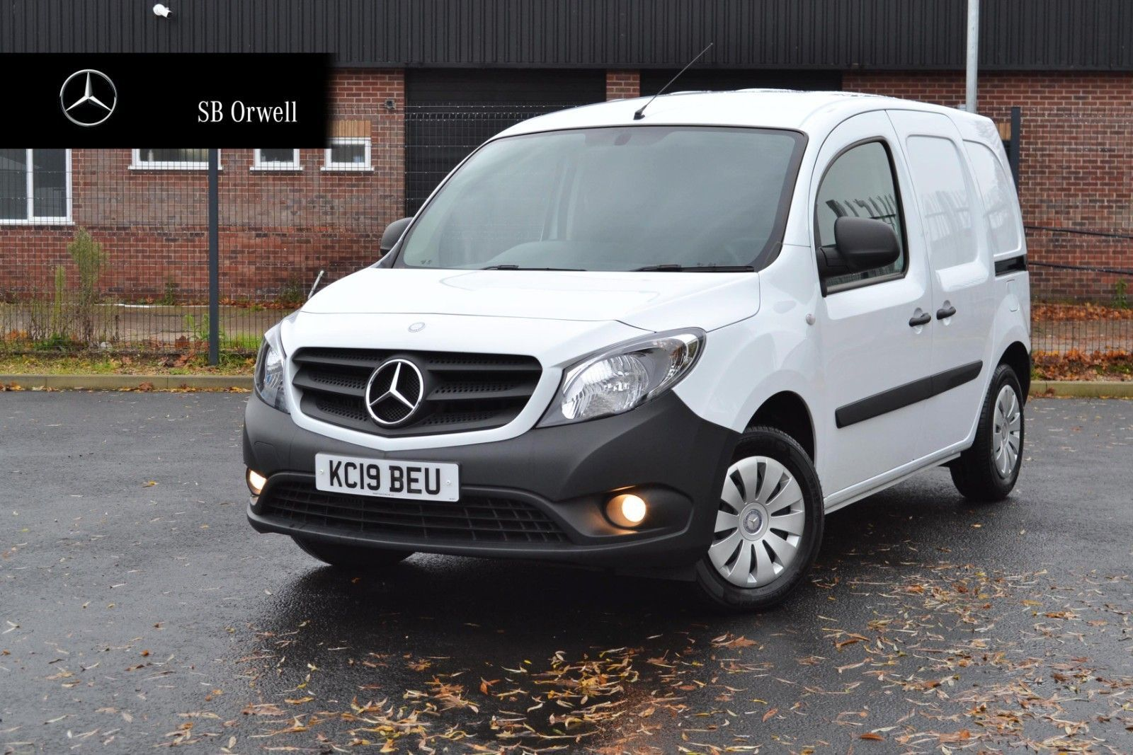Mercedes-Benz Citan 109CDI PANEL VAN LWB 1.5