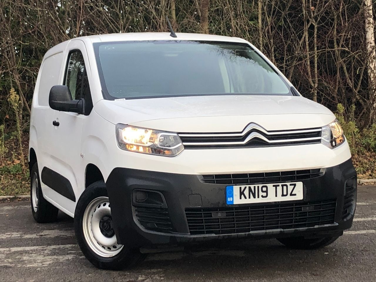 Citroen Berlingo 1.6 BLUEHDI 75PS X 650KG