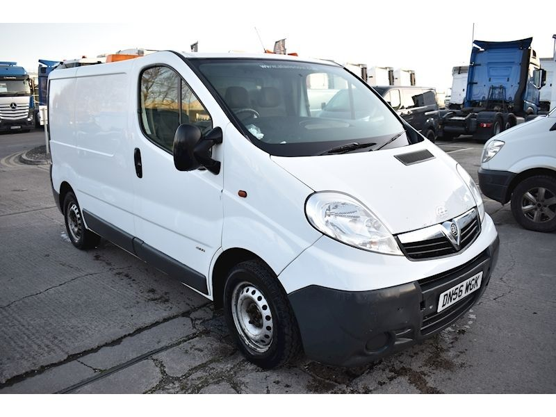Vauxhall Vivaro MOT June 27th 2020 SWB 2.0CDTI 90P