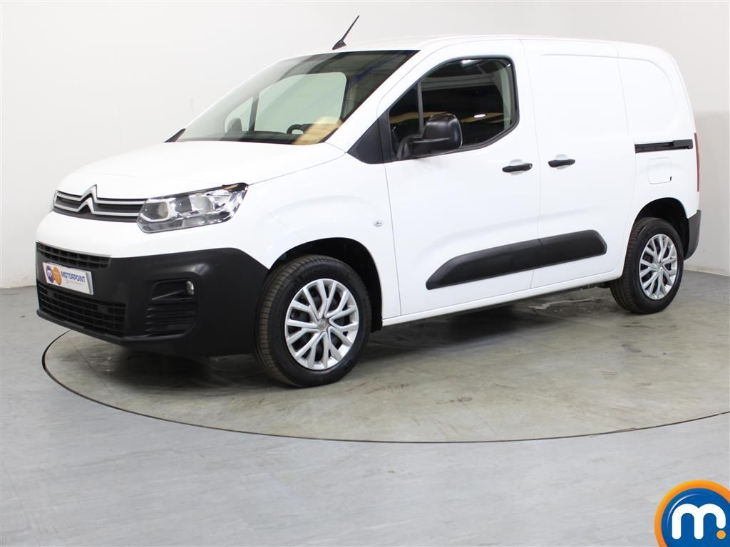 Citroen Berlingo 1.6 BlueHDi 1000Kg Enterprise 100