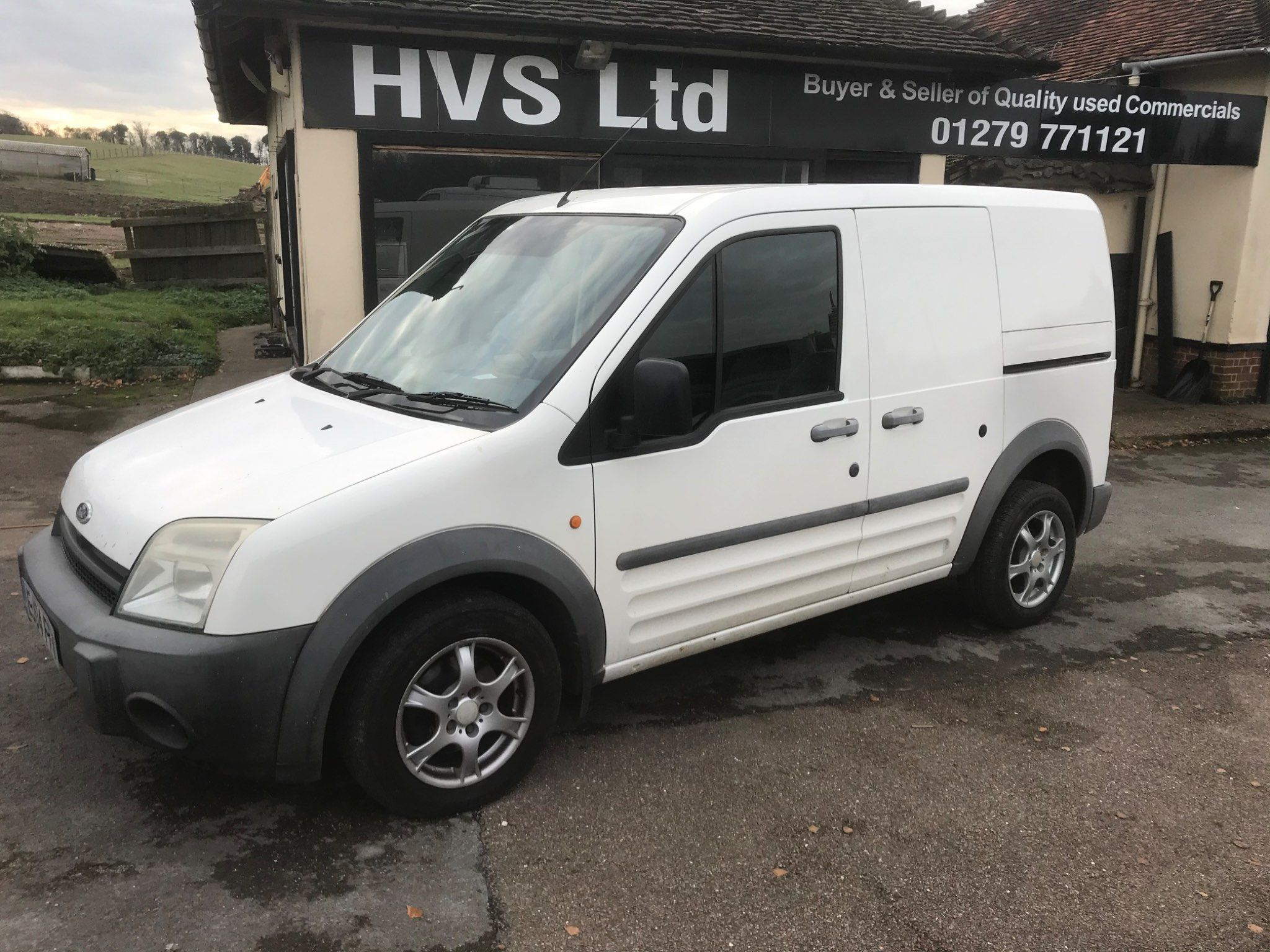 Ford Transit Connect 1.8 TDCi T220 SWB LX Low Roof