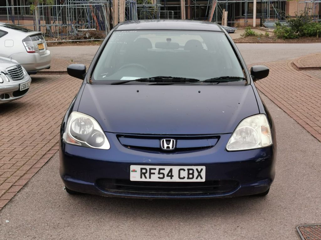 HONDA CIVIC Hatchback 1.4 i E 5dr