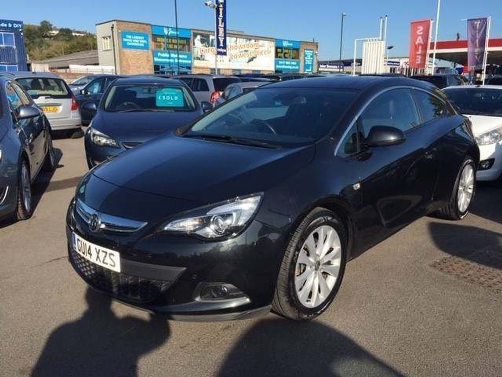 VAUXHALL ASTRA GTC Coupe 2.0 CDTi SRi Auto 3dr