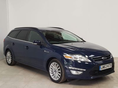 FORD MONDEO Estate 1.6 TD ECO Zetec Business (s/s) 5dr