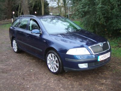 SKODA Octavia Estate 2.0 TDI PD Laurin & Klement DSG 5dr