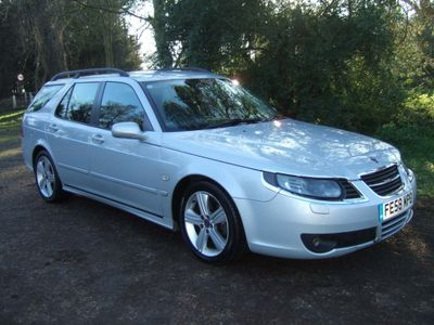 Saab 9-5 Estate 2.3 T Aero 5dr