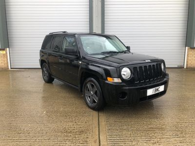 Jeep Patriot SUV 2.4 Sport 4x4 5dr