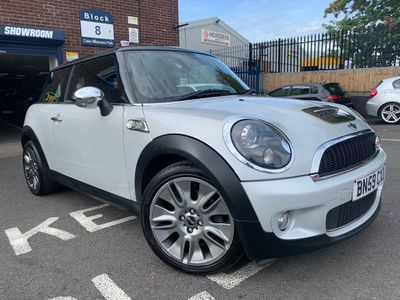 MINI HATCH Hatchback 1.6 Cooper S Camden 3dr
