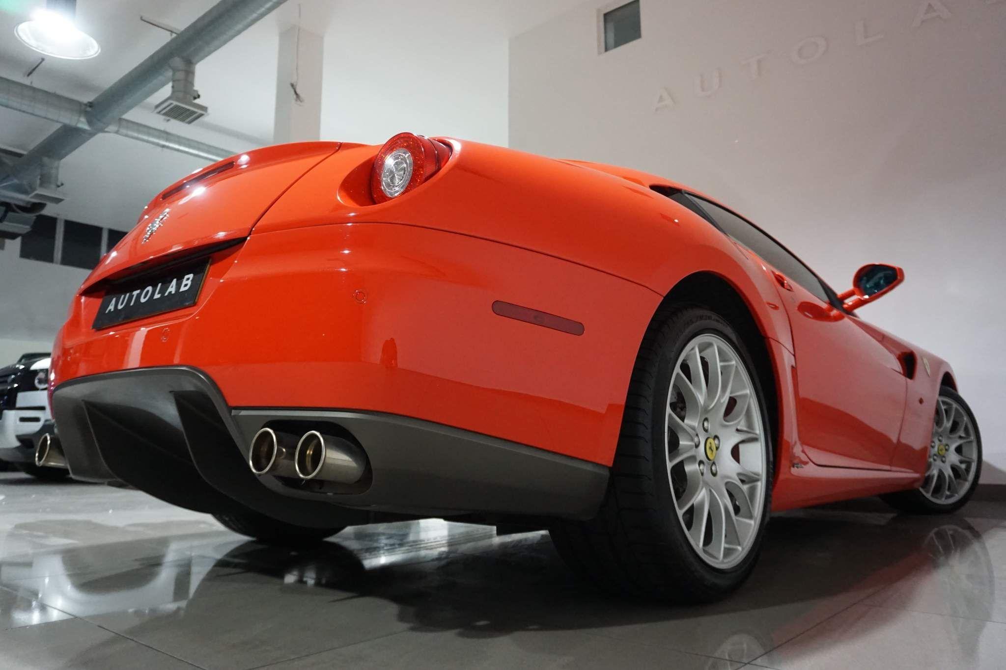 Ferrari 599 6.0 F1 GTB Fiorano 2dr