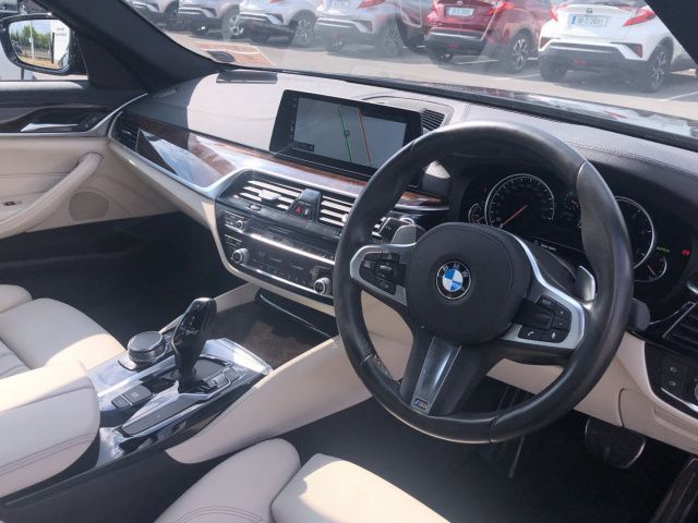 Used BMW 5 Series M SPORT 4DR AUTO (2017 (171))