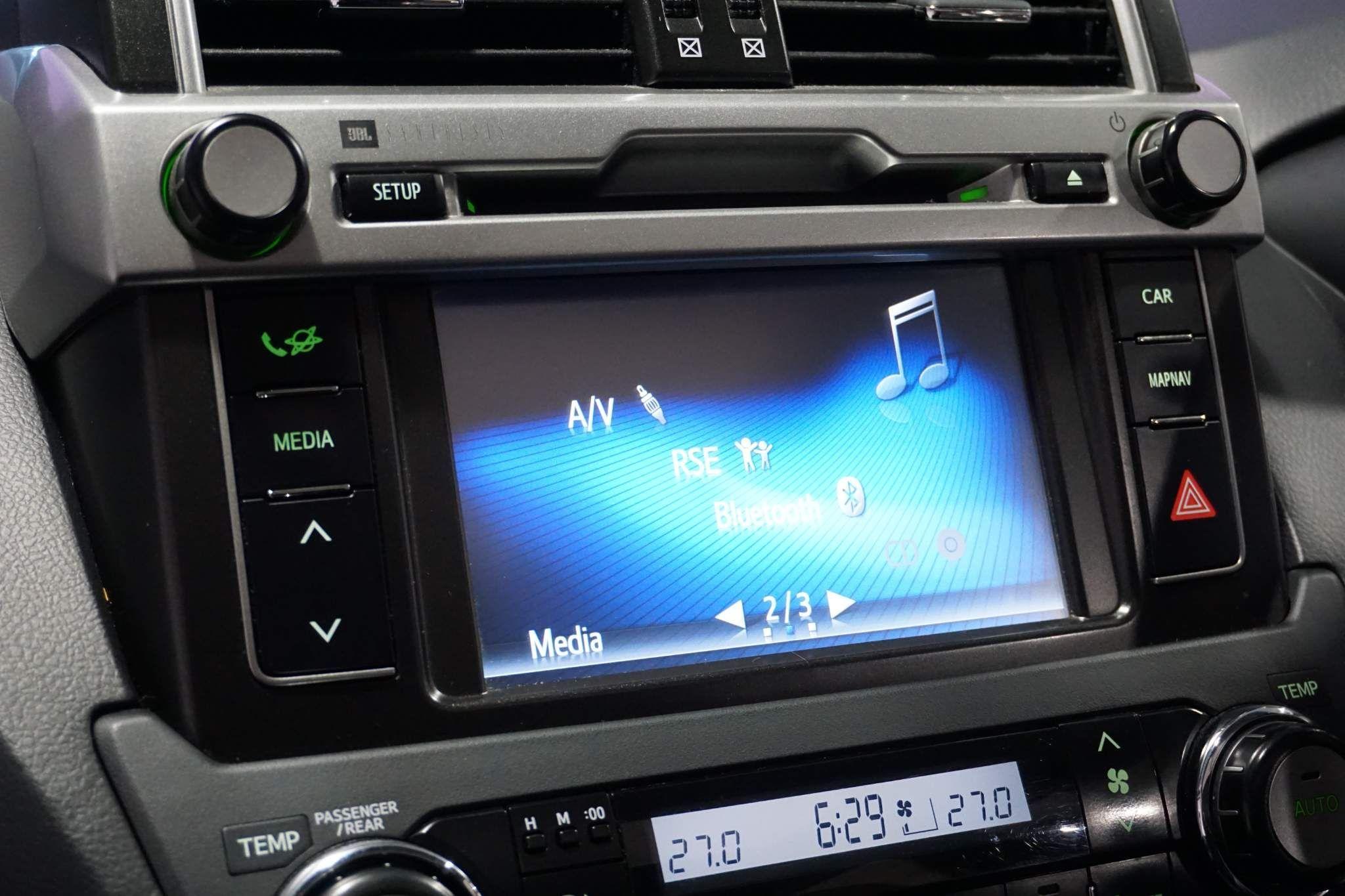 Toyota Land Cruiser 3.0 D-4D Invincible 5dr (7 Seats)