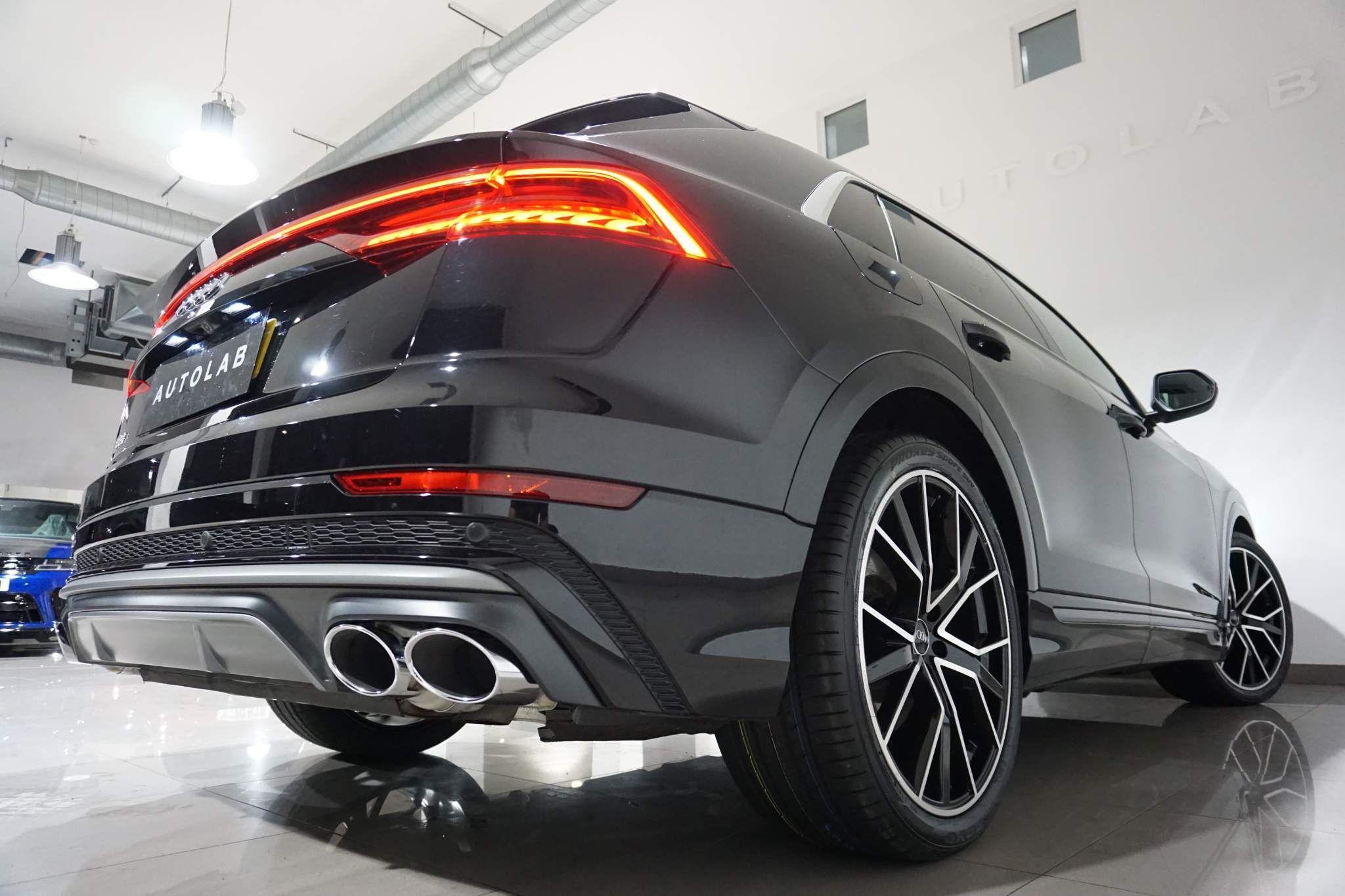 Audi Q8 3.0 TDI V6 50 S line Tiptronic quattro (s/s) 5dr