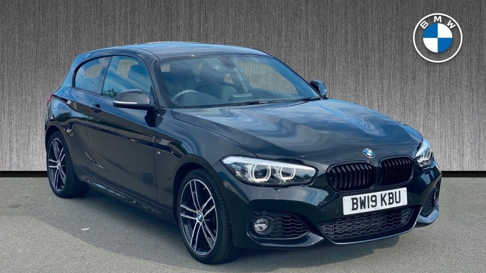 Image 1 - BMW 1.5 118i GPF M Sport Shadow Edition Sports Hatch 3dr Petrol Auto (s/s) (136 ps) (BW19KBU)