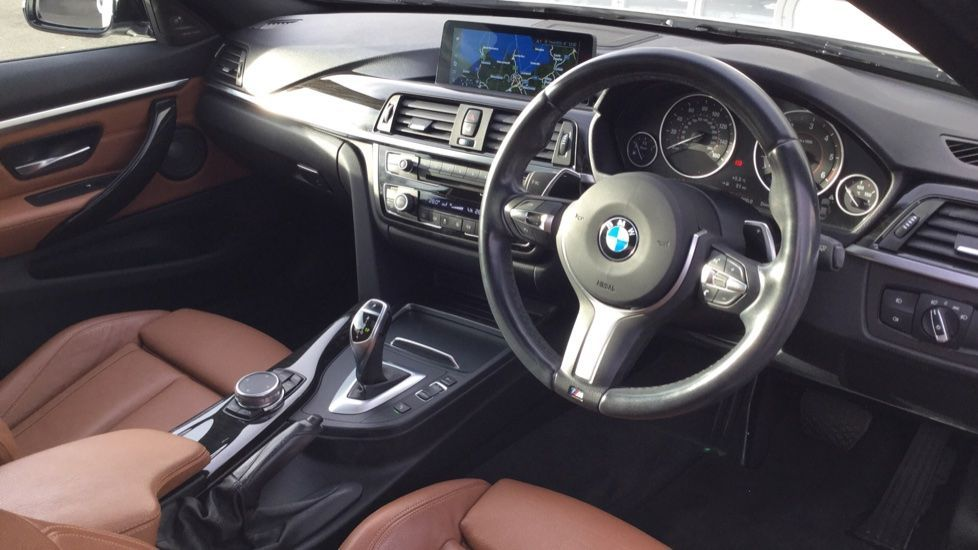 Image 5 - BMW 435d xDrive M Sport Coupe (ML66UCP)