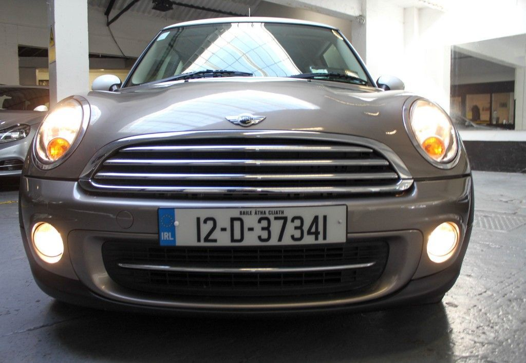 Used MINI Hatch COOPER ONLY 65KLMS NEW NCT 09/22 LOW TAX ONLY €270 (2012)