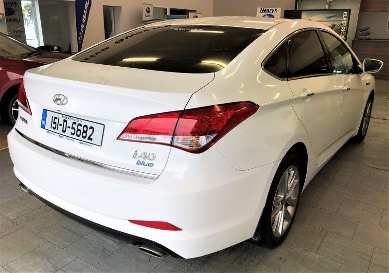 Used Hyundai i40 EXECUTIVE 4DR *FINANCE FROM €61 A WEEK* (2015 (151))