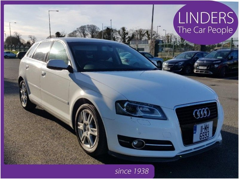 Audi A3 ***SHOWROOM CONDITION***AUDI A3 SPORTS BACK  1.4 TFSI 125BHP