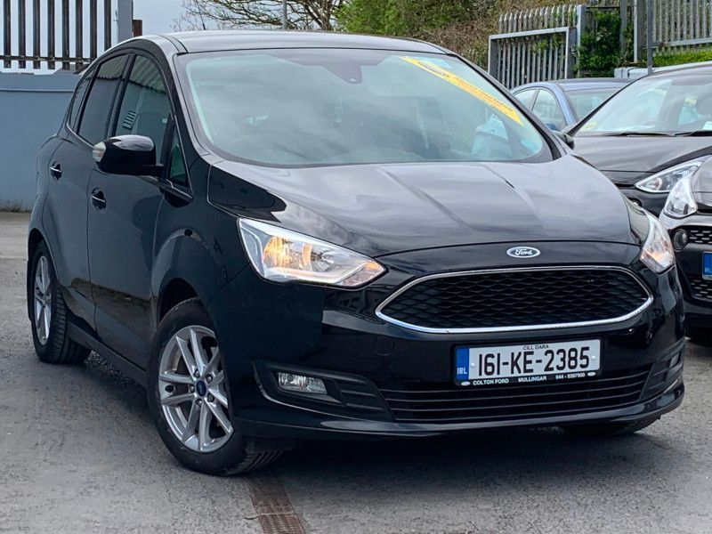 Ford C-Max 1.5 TDCI 95PS 5  M6