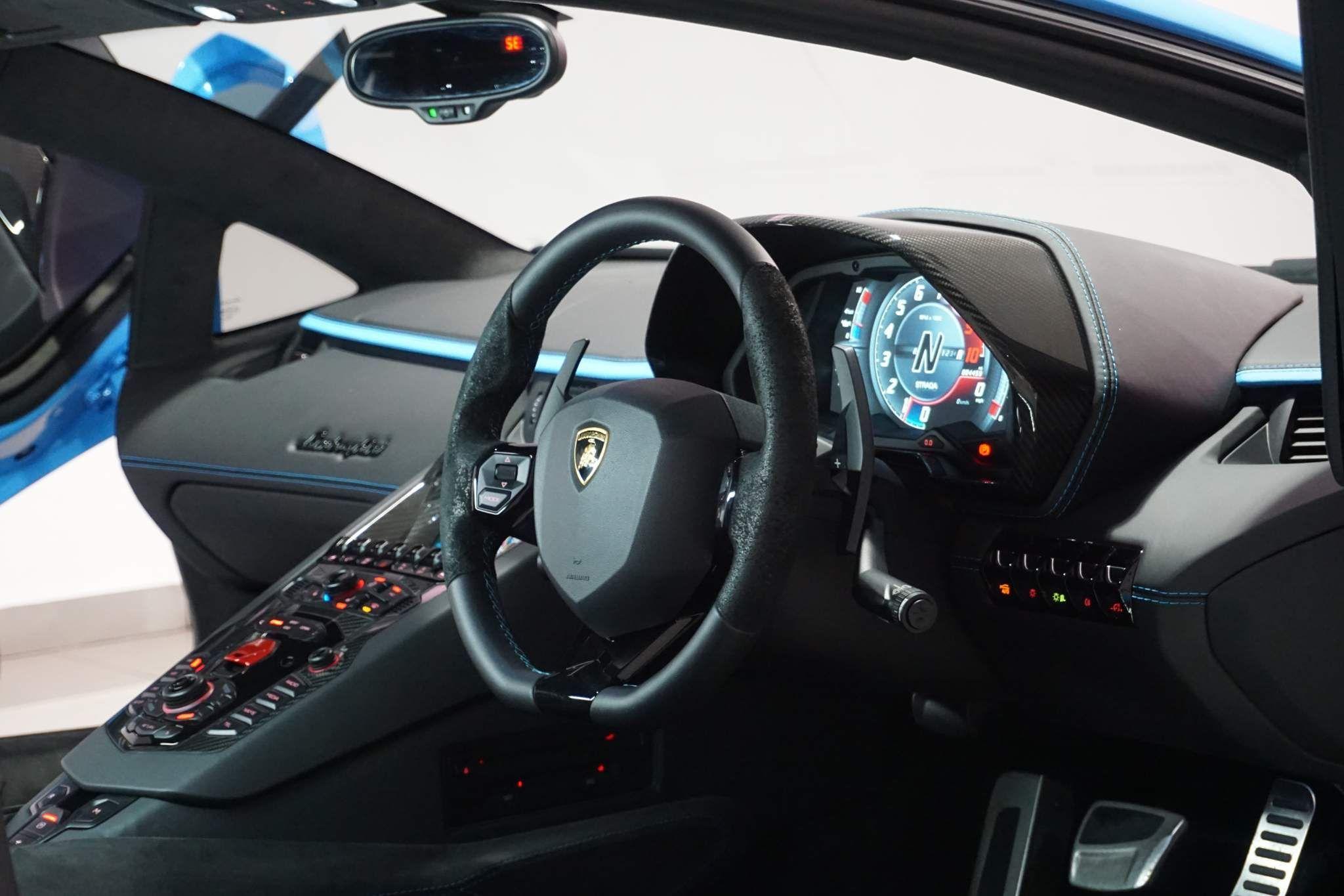 Lamborghini Aventador 6.5 V12 LP 740-4 S ISR 4WD 2dr
