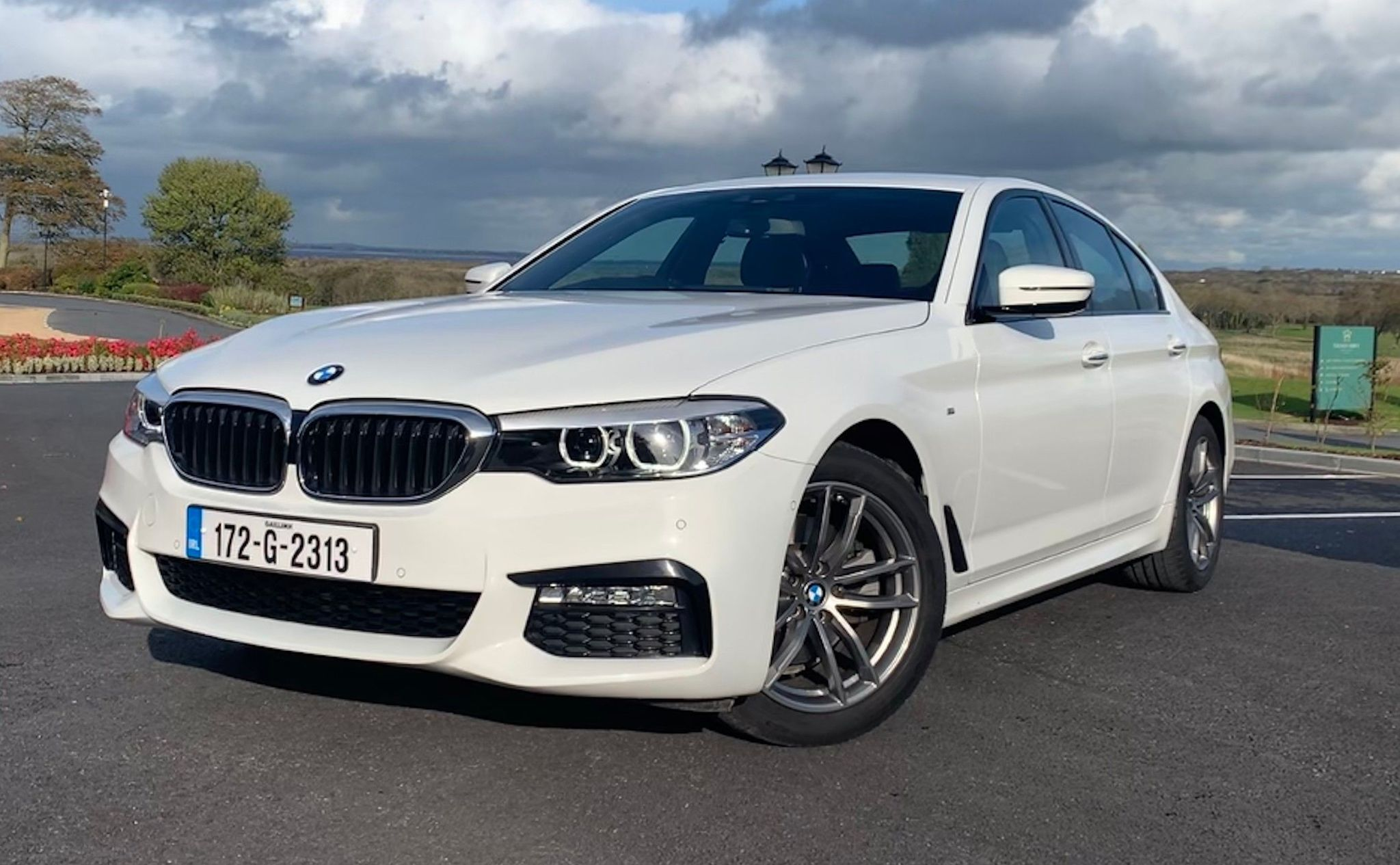 Used 2017 (172) BMW 5 Series M-Sport 520d in Galway