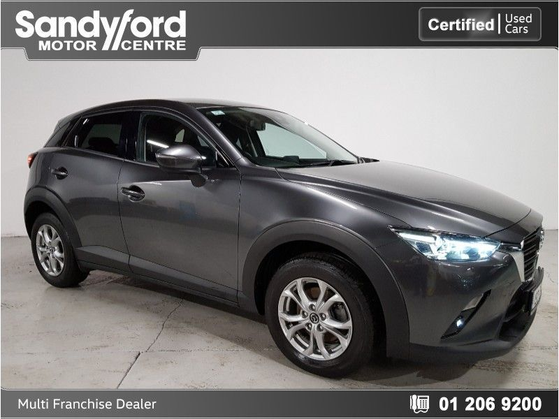 Mazda CX-3 Executive SE From 303 p/m**  1.8 Diesel