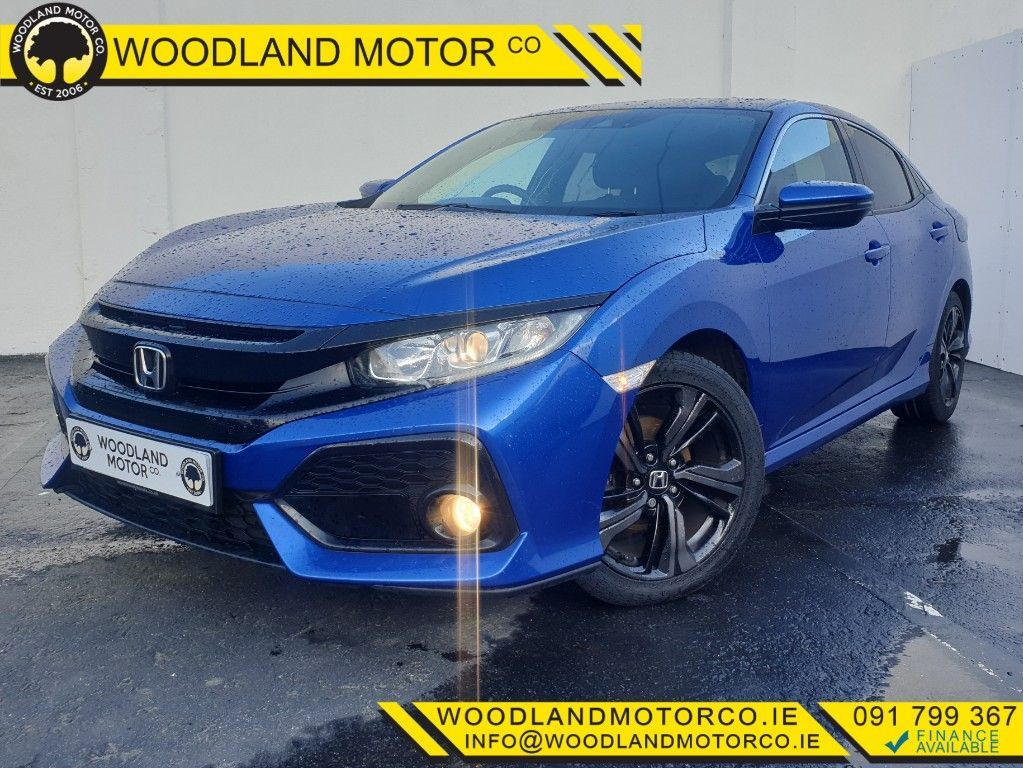 Honda Civic 1.0 TURBO VTEC / SR / TOP SPEC / TAX €200