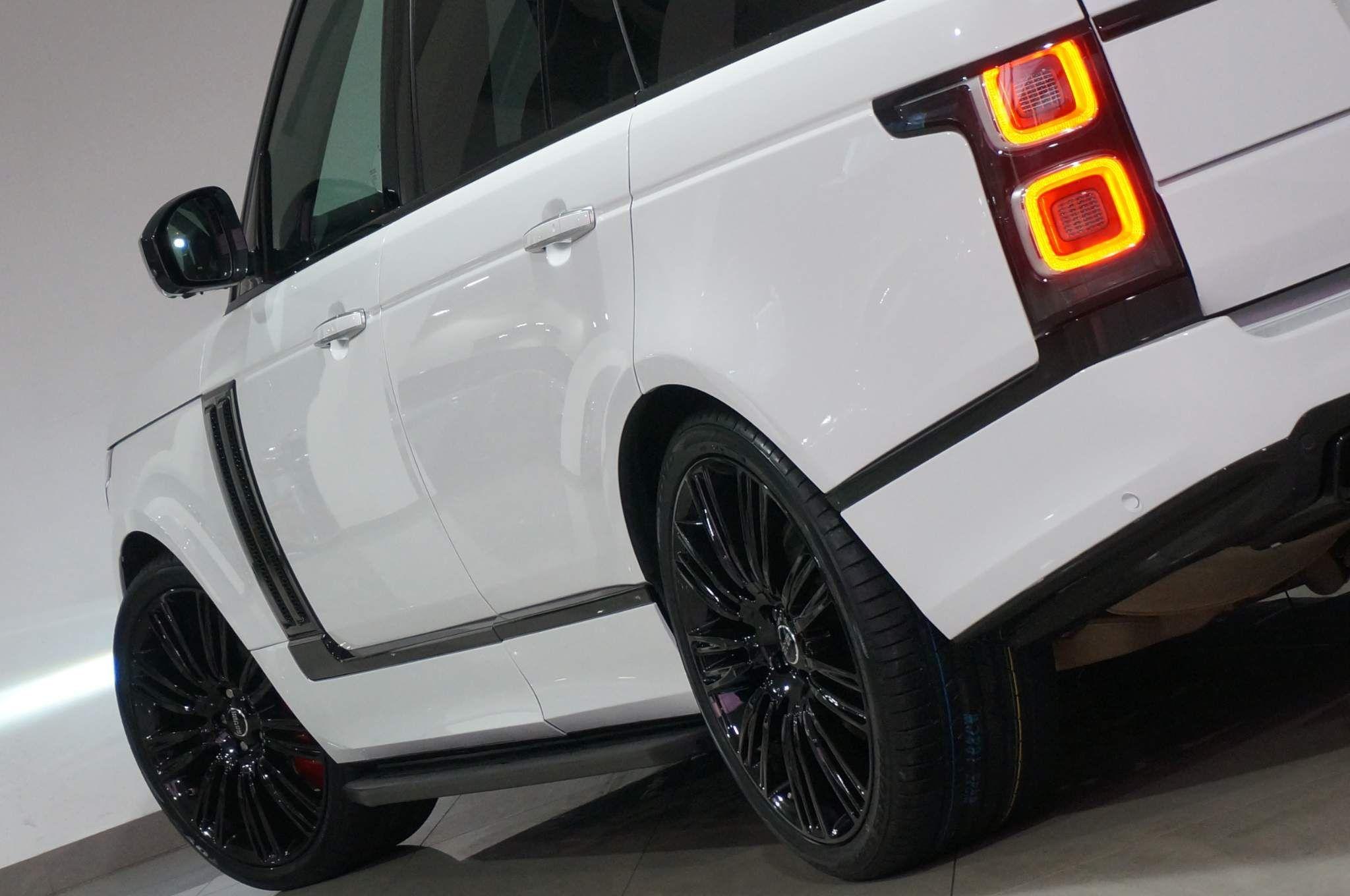 Land Rover Range Rover 4.4 SD V8 Autobiography Auto 4WD (s/s) 5dr