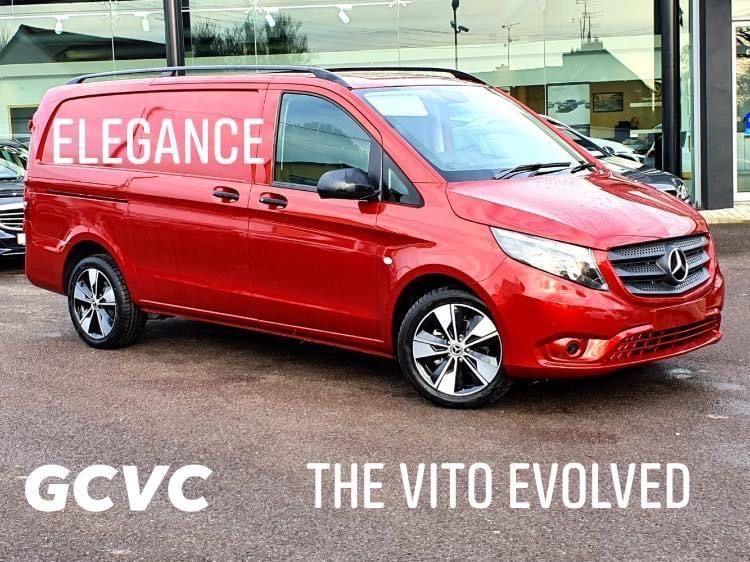 Mercedes-Benz Vito MB Vito EVOLVED 114L Auto ELEGANCE