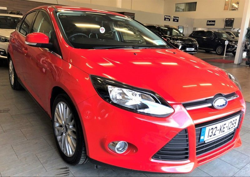Used Ford Focus 1.0 ECOBOOST ZETEC 100PS *FINANCE FROM €33 A WEEK* (2013 (132))