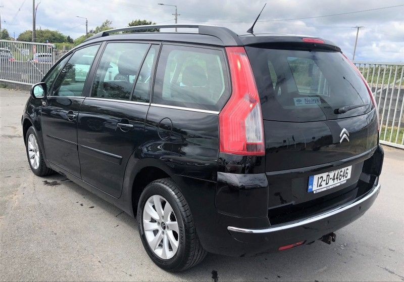 Used Citroen C4 *FINANCE FROM €33 A WEEK* GRAND PICASSO 1.6 HDI VTR+ 1 (2012)