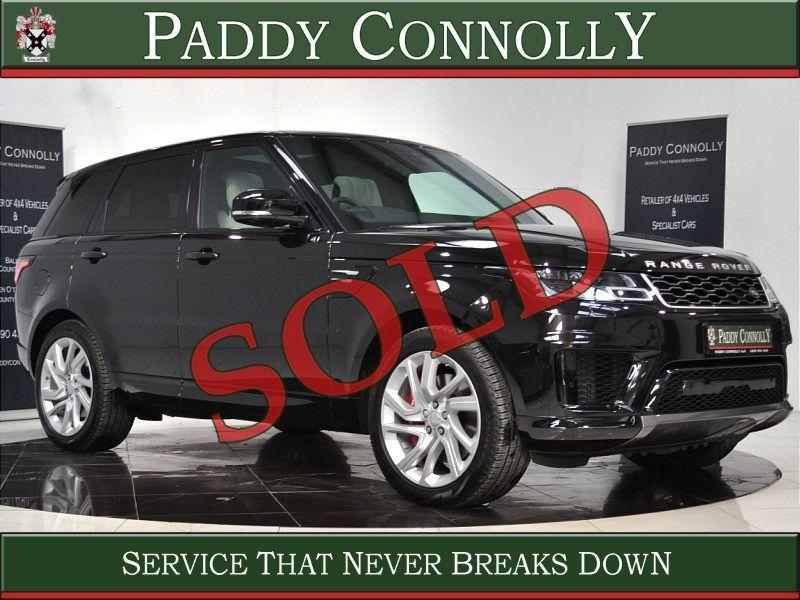 Land Rover Range Rover Sport 202D *5 Seat N1 Bus.Class* HSE P400e