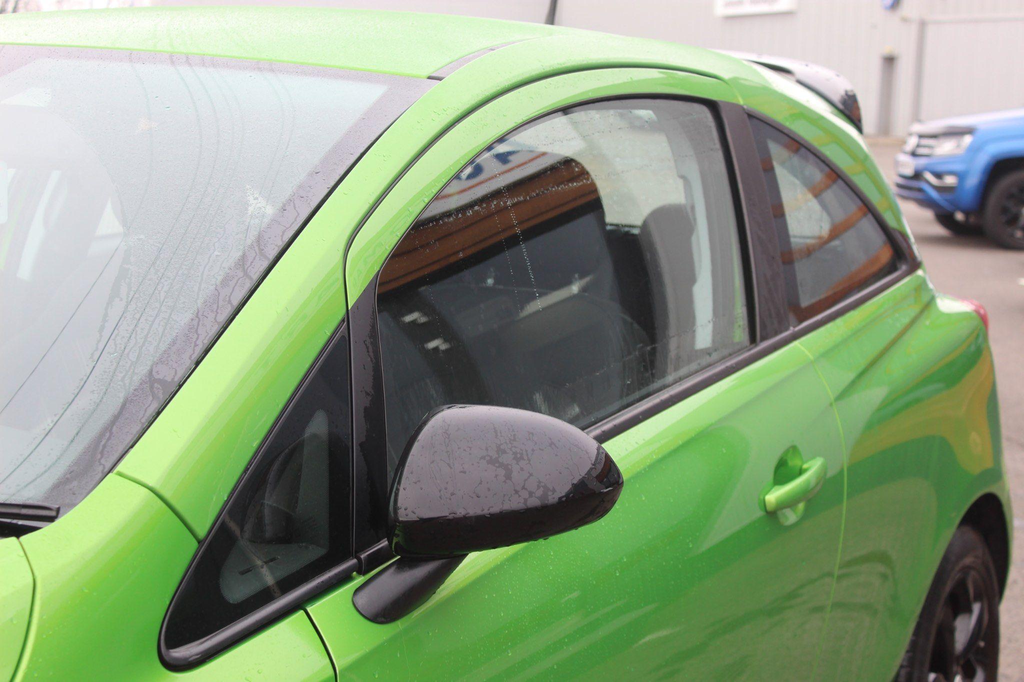 Vauxhall Corsa Images