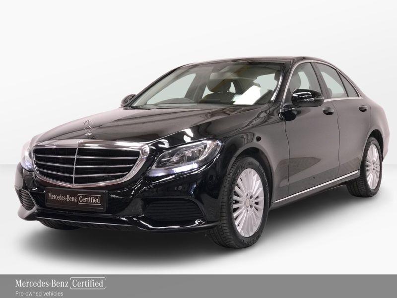 Mercedes-Benz C-Class ***Deposit Taken*** C200 D Exclusive Auto