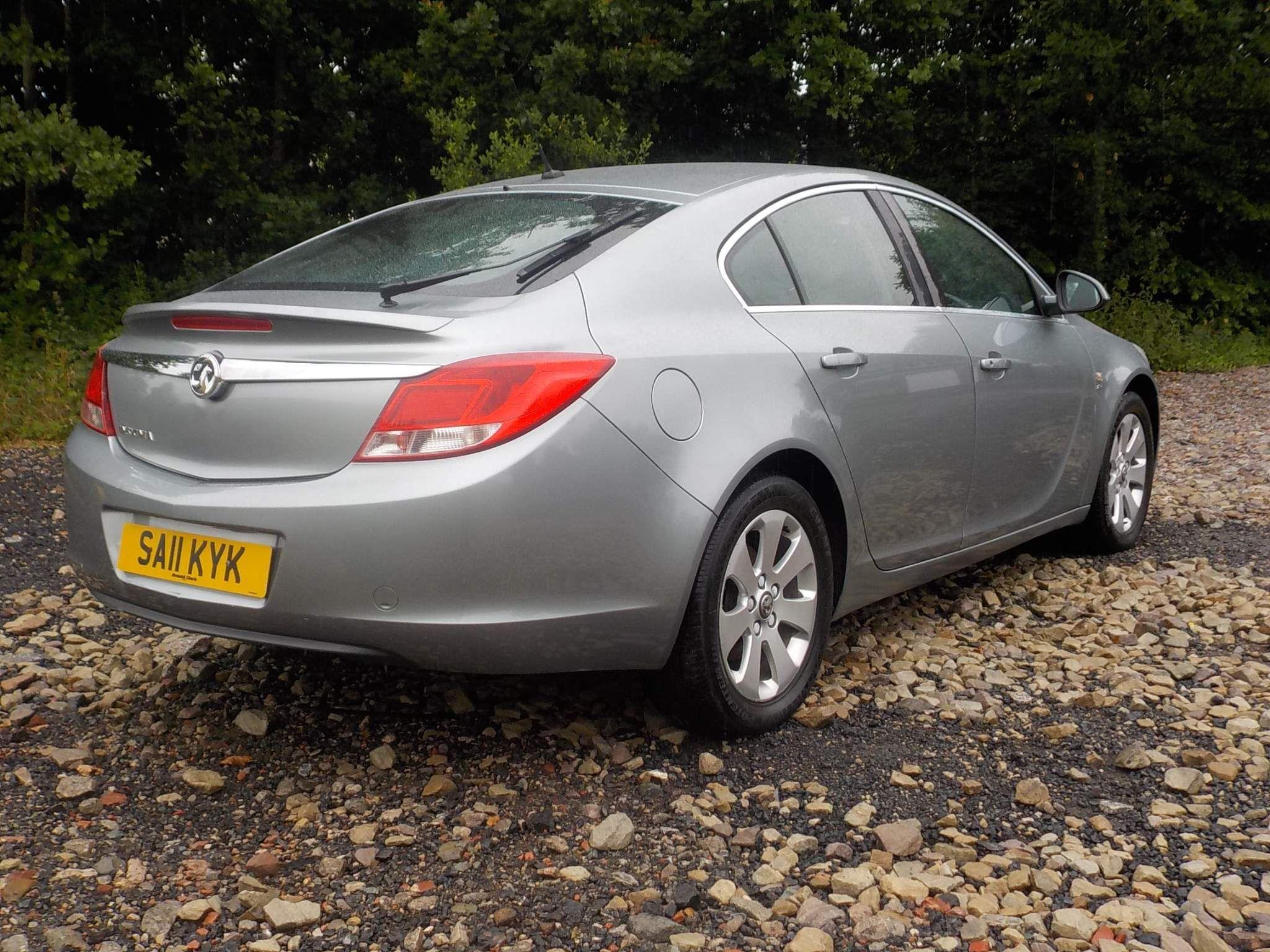 Vauxhall Insignia 1.8 i VVT 16v SRi 5dr