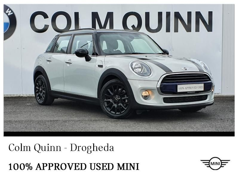 MINI Hatch COOPER D 5Dr Hatch with Chili Pack