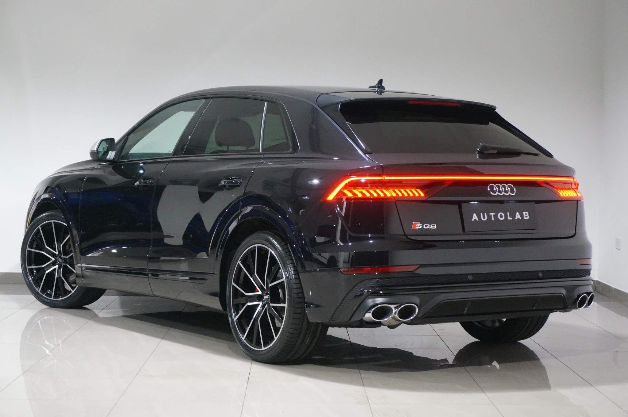 Audi Q8 3.0 TDI V6 50 Black Edition Tiptronic quattro (s/s) 5dr