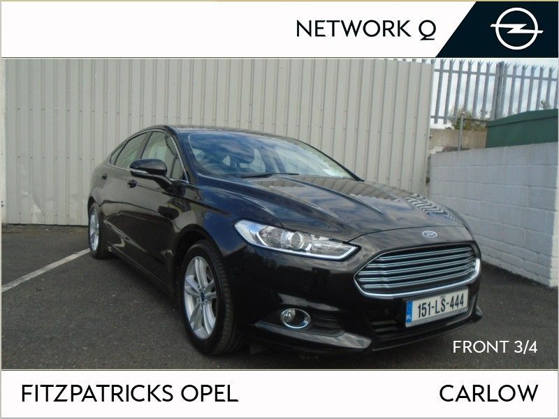 Ford Mondeo ZETEC 1.6TDCI EXTREMELY LOW KM