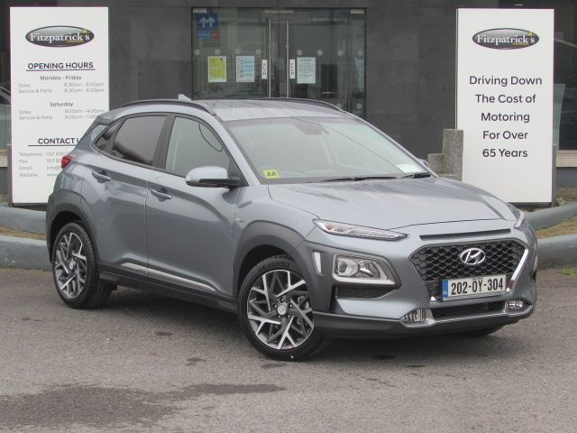 Hyundai Kona HYBRID + 1.6 PETROL ENGINE UNLIMITED MILEAGE WARRANTY UNTIL 2025, 8 YEARS WARRANTY ON BATTERY ANY TEST DRIVE OR TRADE IN WELCOME