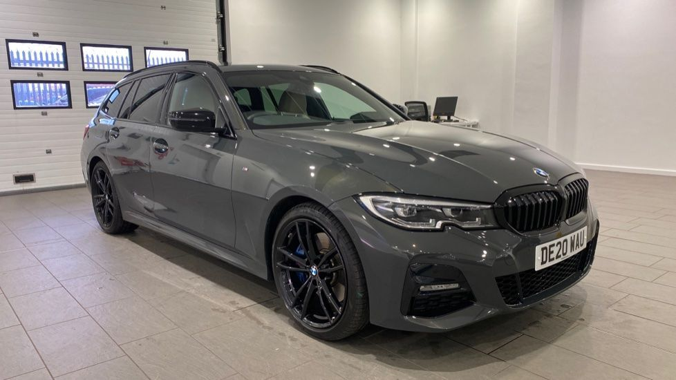 Image 12 - BMW 330d M Sport Pro Edition Touring (DE20WAU)