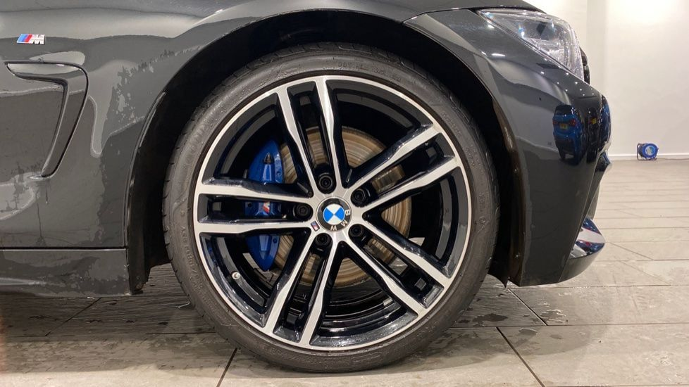 Image 14 - BMW 420i M Sport Gran Coupe (YD69YKV)