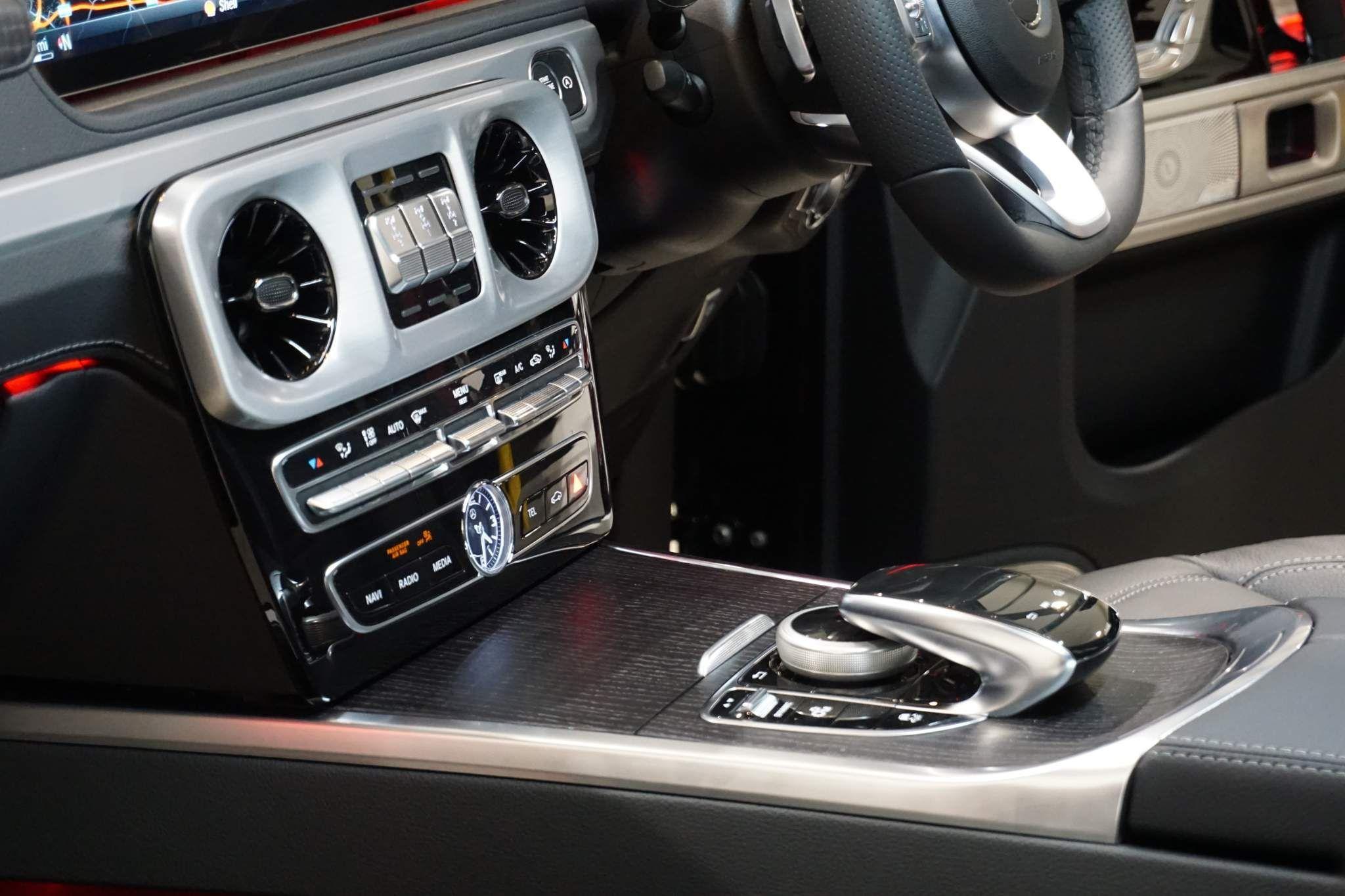 Mercedes-Benz G Class 3.0 G400d AMG Line (Premium) G-Tronic 4WD (s/s) 5dr