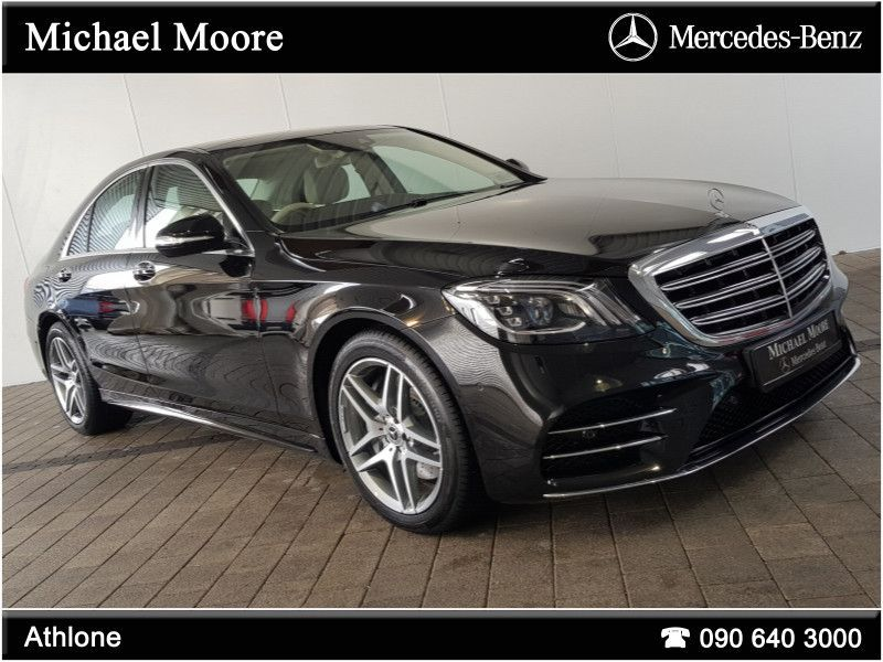 Mercedes-Benz S-Class S350d AMG LINE AUTO **PANORAMIC SUNROOF**