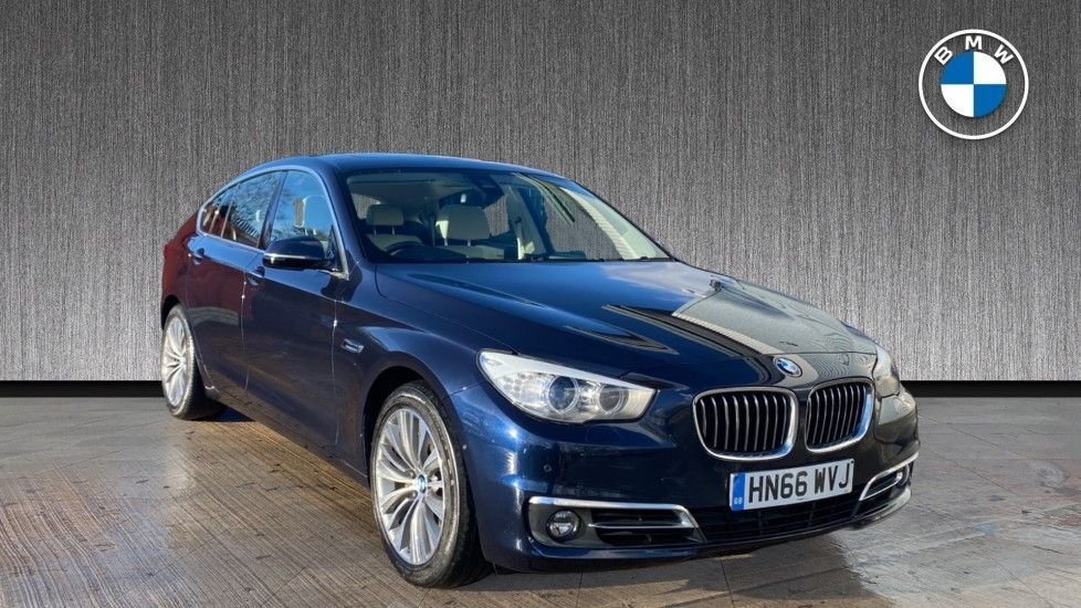 Image 1 - BMW 535d Luxury GT (HN66WVJ)