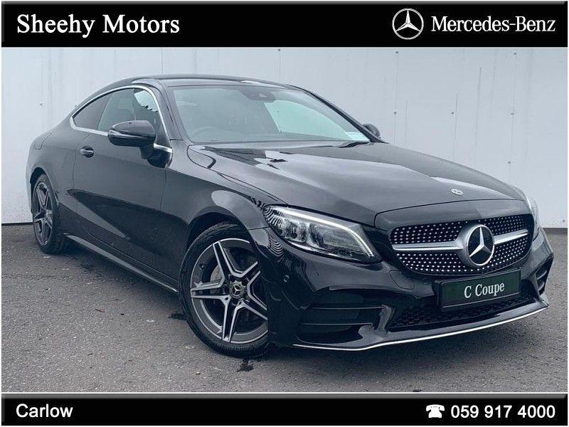 Mercedes-Benz C-Class *€677 PM C220D AMG Line Premium 7G-Tronic Auto