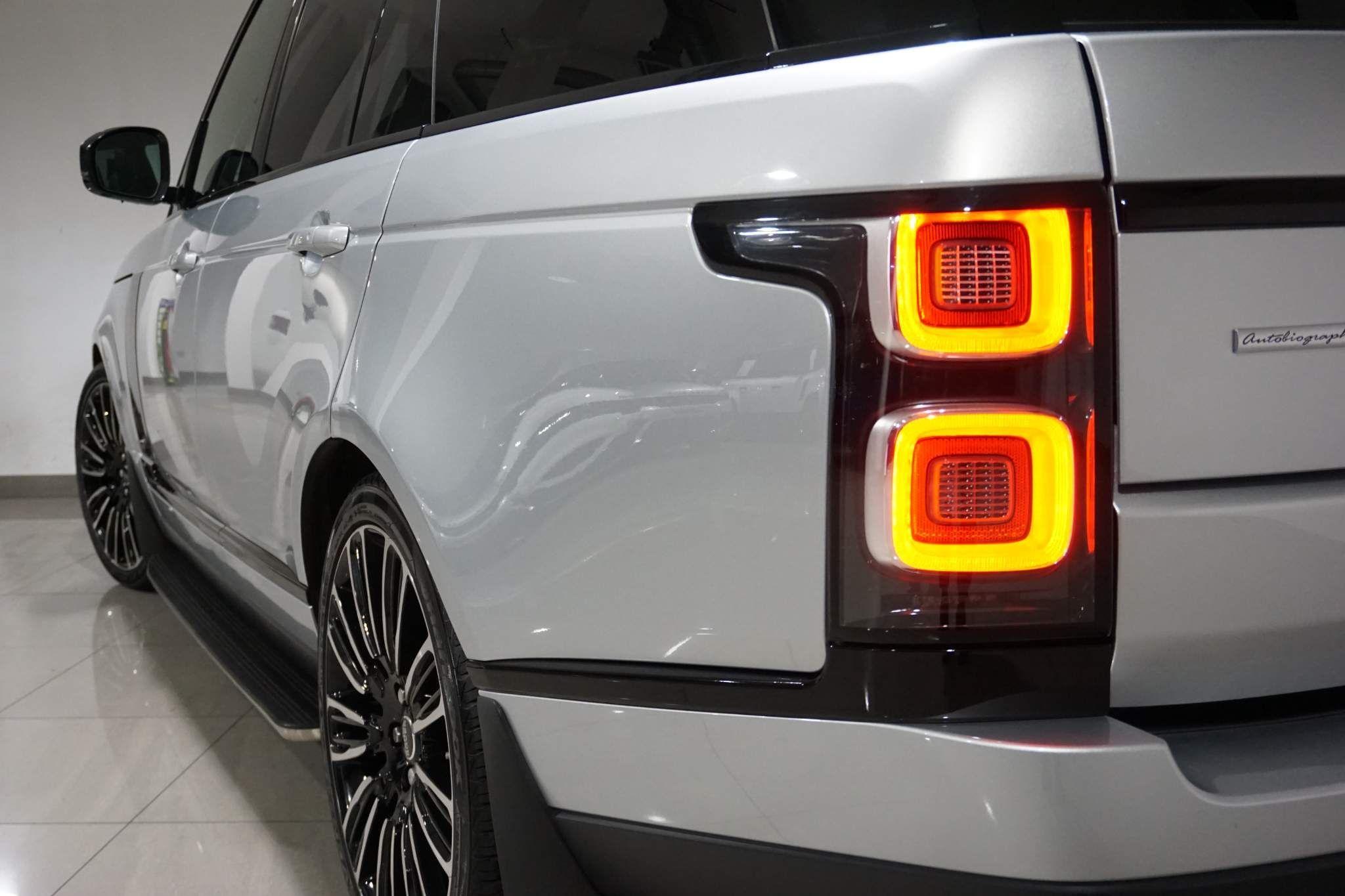 Land Rover Range Rover 3.0 SD V6 Vogue Auto 4WD (s/s) 5dr