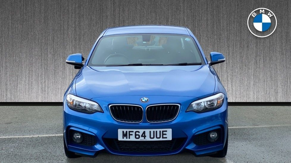 Thumbnail - 16 - BMW 220i M Sport Coupe (MF64UUE)