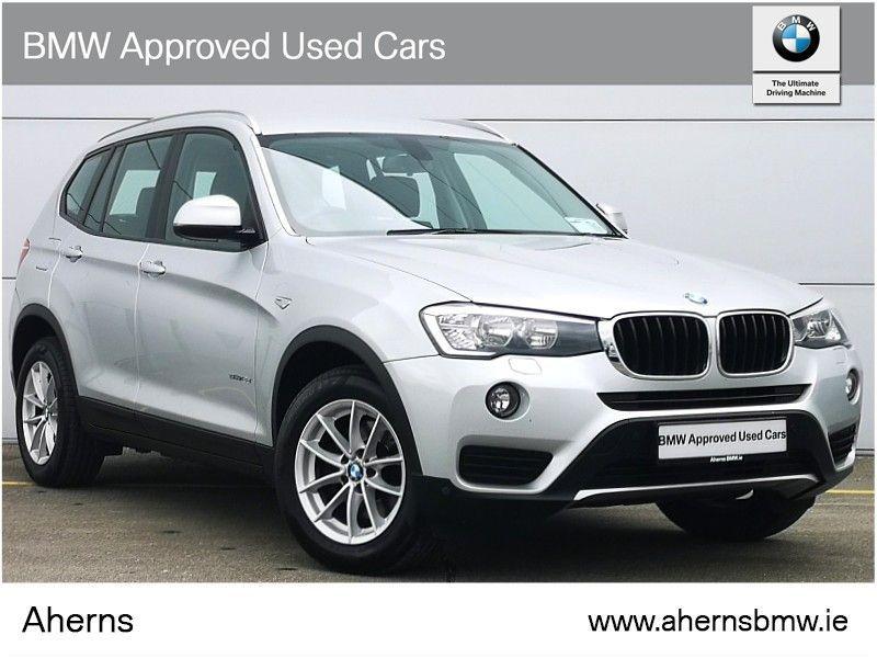 BMW X3 F25 X3 sDrive18d SE B47 2.0d