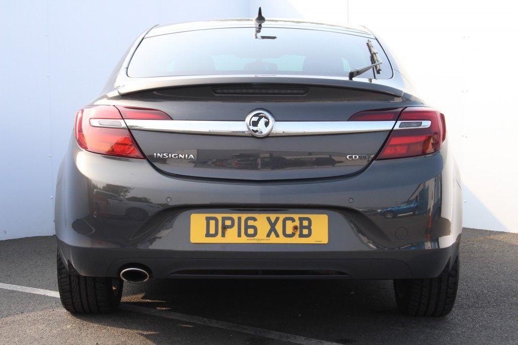 Vauxhall Insignia 2.0 SRI NAV CDTI ECOFLEX S/S 5DR