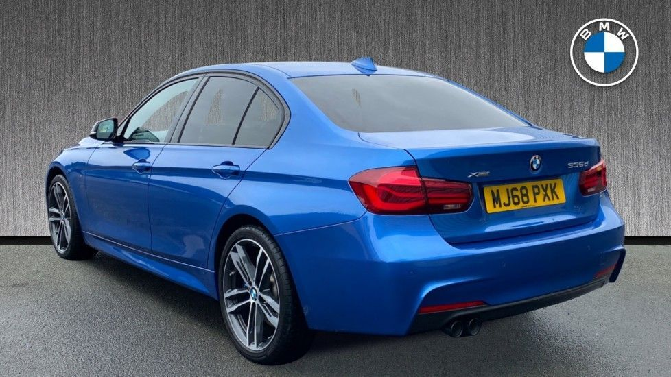 Image 2 - BMW 335d xDrive M Sport Shadow Edition (MJ68PXK)